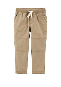 Carter's® Toddler Boys Everyday Pull On Pants
