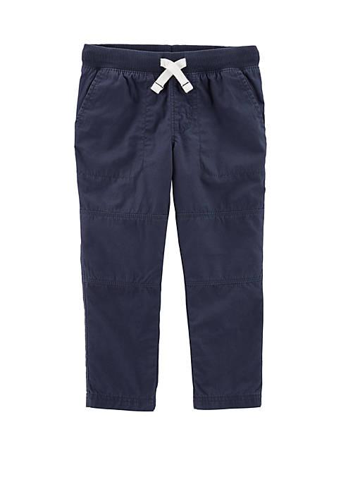 Carter's® Toddler Boys Navy Pants