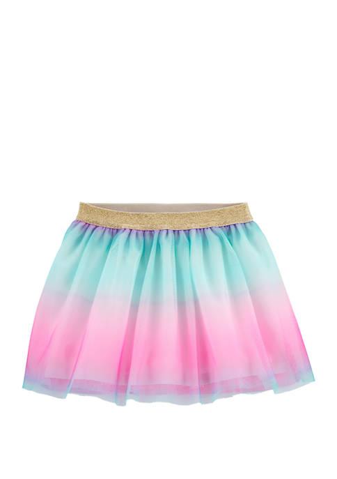 Carter's® Toddler Girls Rainbow Tutu Skirt