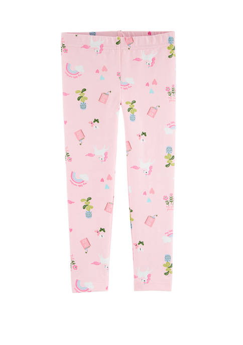 Carter's® Toddler Girls Unicorn Leggings