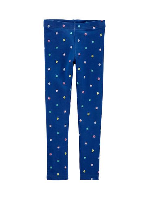 Carter's® Toddler Girls Ladybug Leggings