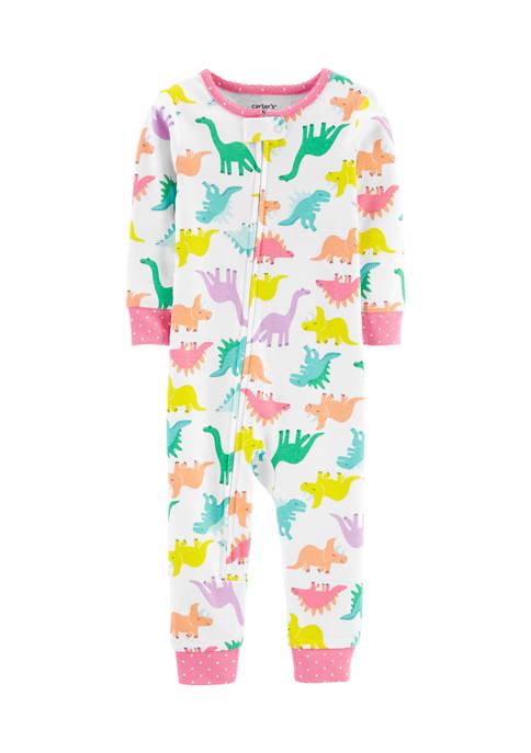 Carter's® Toddler Girls One Piece Snug Fit Cotton