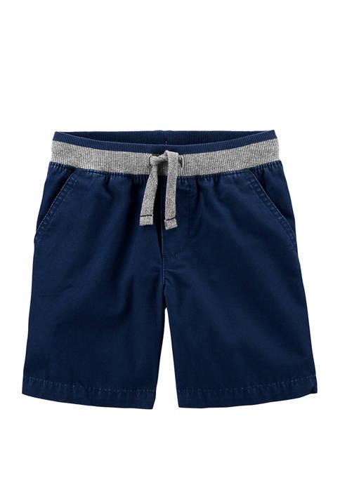 Carter's® Toddler Boys Easy Pull On Dock Shorts