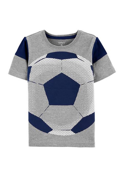 Carter's® Toddler Boys Soccer Graphic T-Shirt