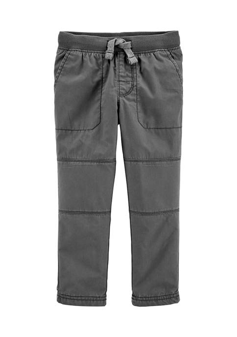 Carter's® Toddler Boys Pull-On Reinforced Knee Pants