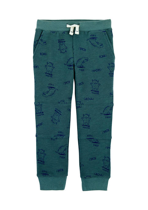 Toddler Boys Pull-On Joggers