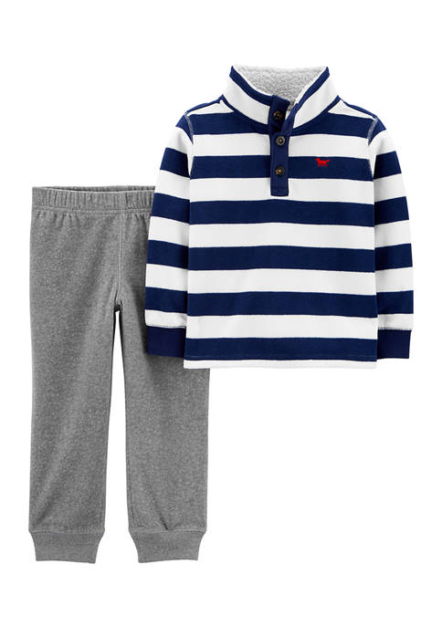 Carter's® Toddler Boys Striped Set