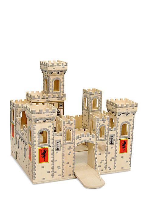 Folding Medieval Castle - Online Only
