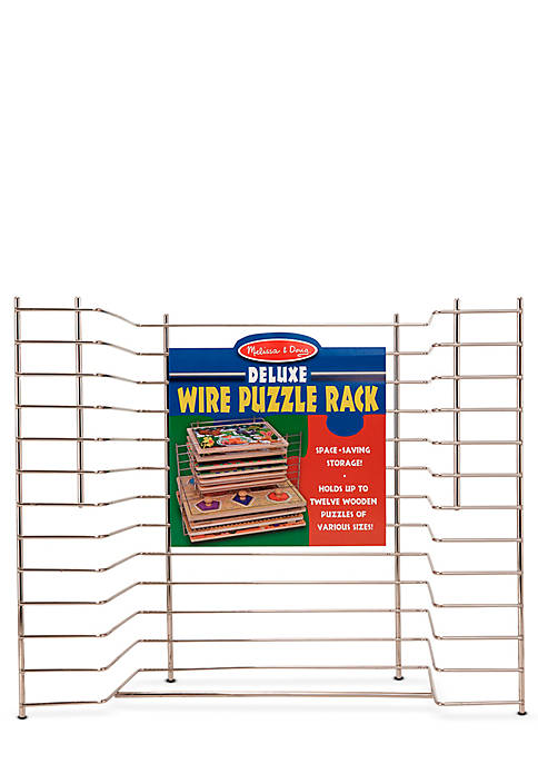 Deluxe Wire Puzzle Rack - Online Only