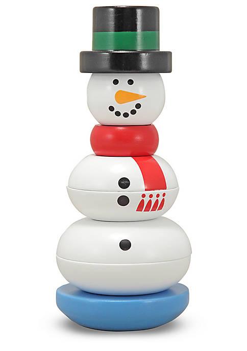 Snowman Stacker Set