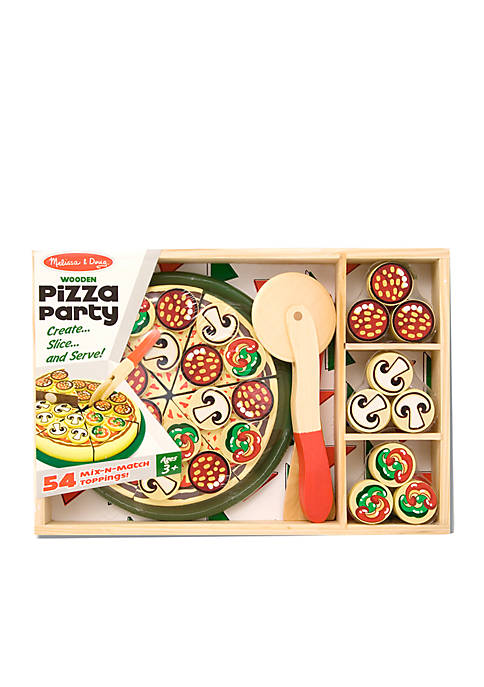 Pizza Party - Online Only