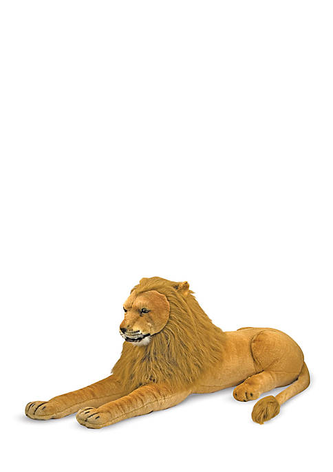 Plush Lion - Online Only