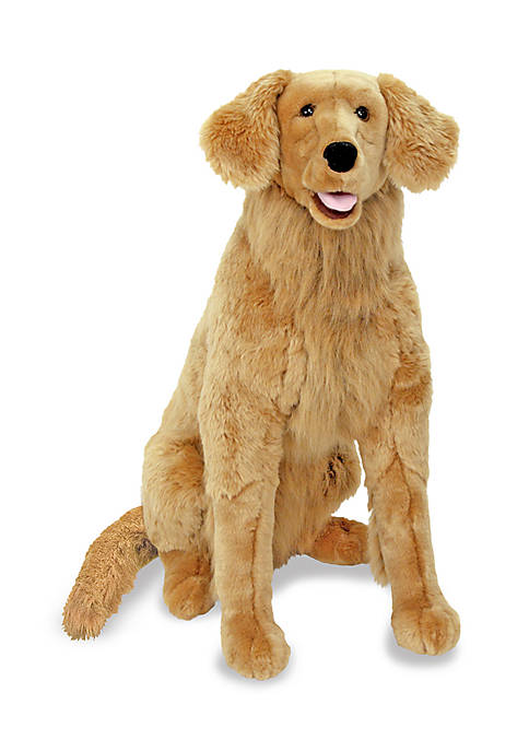 Melissa & Doug® Plush Golden Retriever