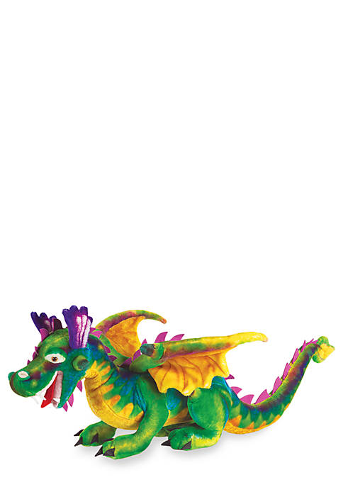 Melissa & Doug® Dragon Plush Toy