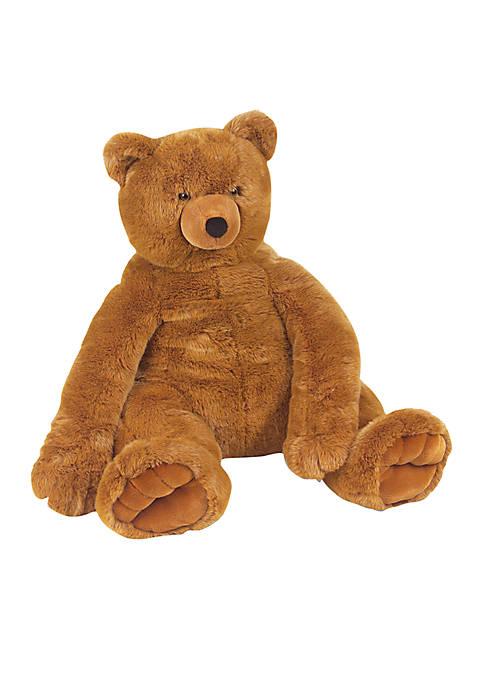 Jumbo Brown Teddy Bear - Online Only