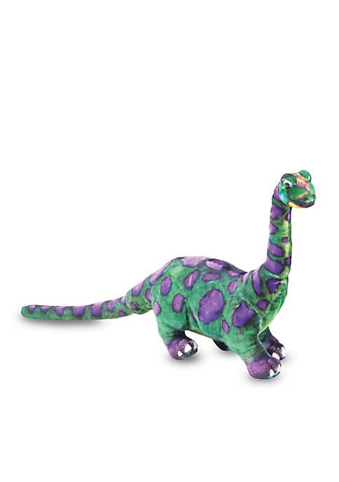 Melissa & Doug® Apatosaurus Plush