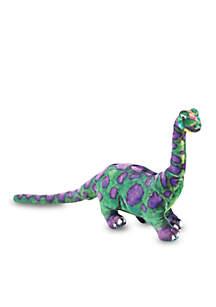 Apatosaurus Plush