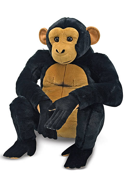 Melissa & Doug® Chimpanzee Plush Toy