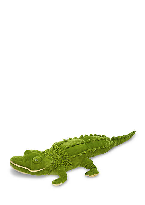 Melissa & Doug® Plush Alligator