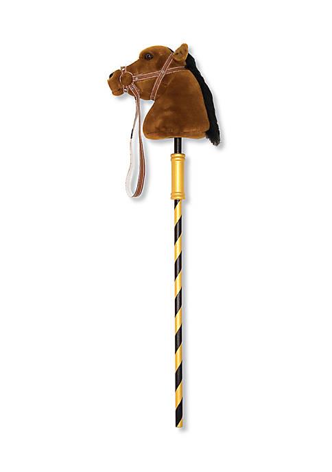 Melissa & Doug® Gallop N Go Stick Pony