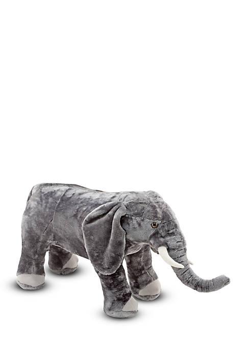 Plush Elephant - Online Only