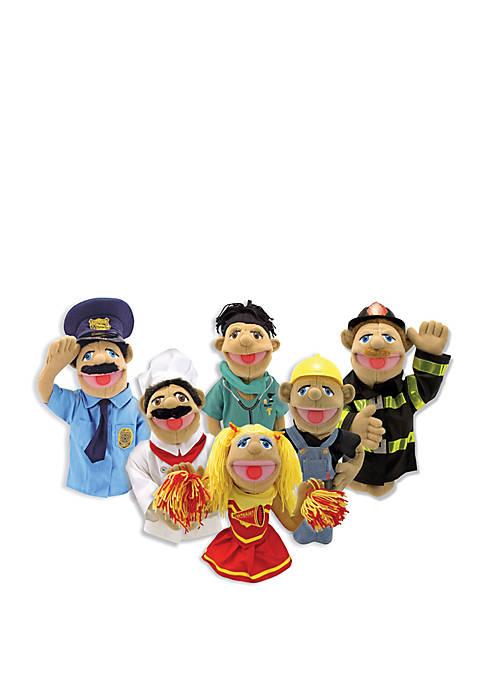 Happy Puppet Set