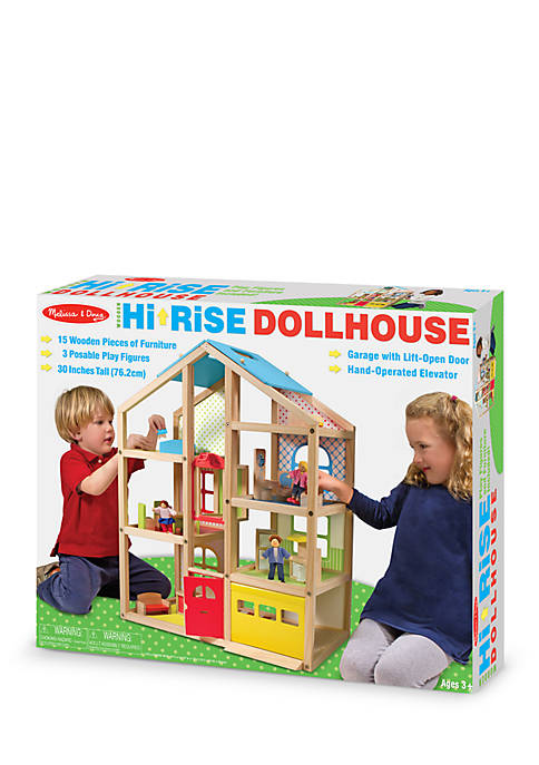 Hi-Rise Dollhouse - Online Only