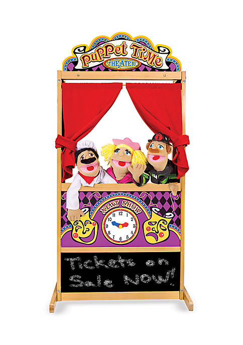 Deluxe Puppet Theater - Online Only