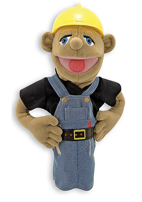 Harry I. Beamer Construction Worker Puppet
