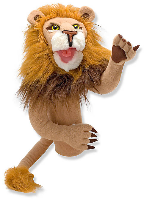 Rory the Lion Puppet - Online Only