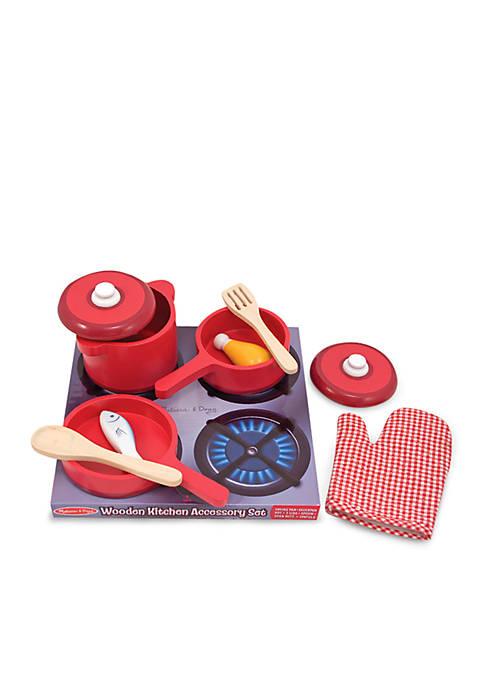 Melissa & Doug® Kitchen Set