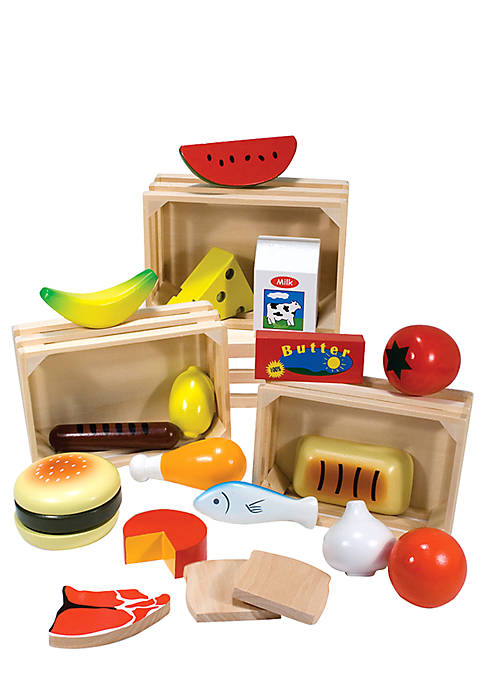 Melissa & Doug® Food Groups Play Set