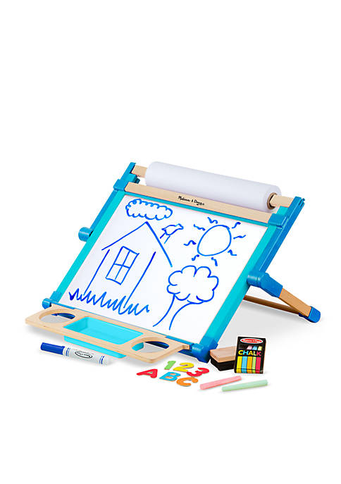 Double-Sided Magnetic Tablet Easel