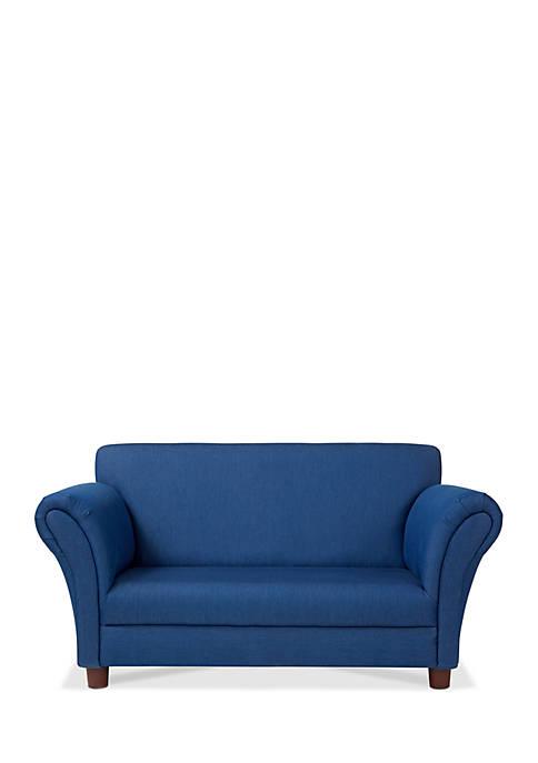 Childs Denim Sofa