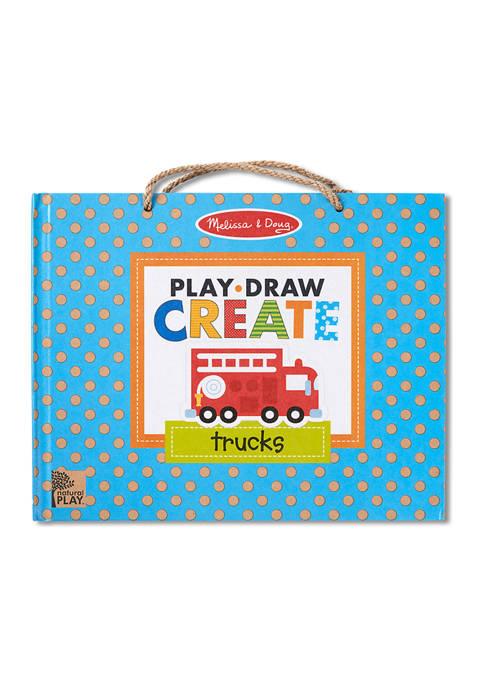 Melissa & Doug® Play Draw Create