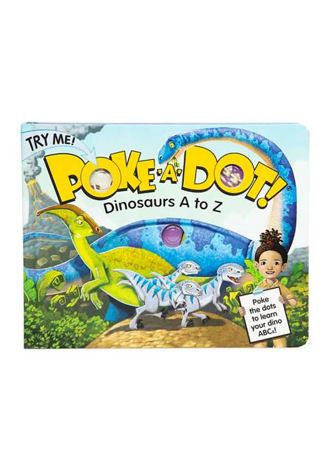 Melissa & Doug® Poke A Dot Dinosaurs A