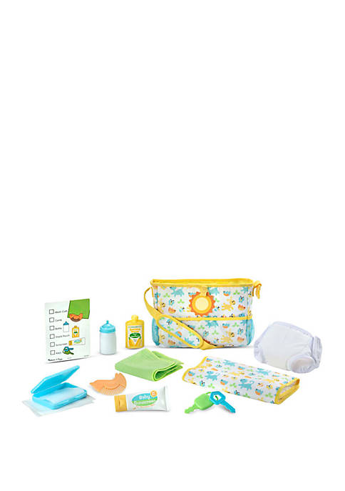 Mine To Love Travel Time Play Set