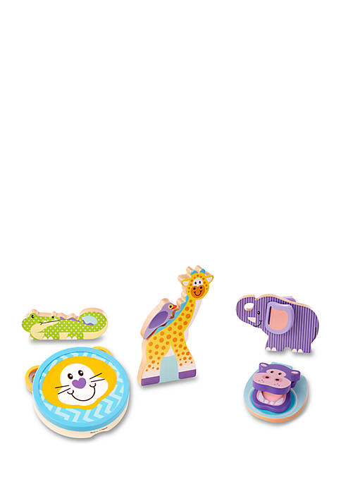 Melissa & Doug® Safari Musical Instruments