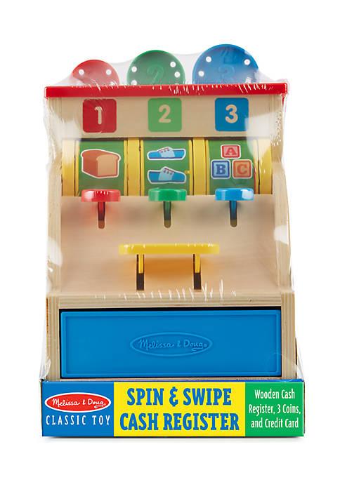 Sort & Swipe Cash Register