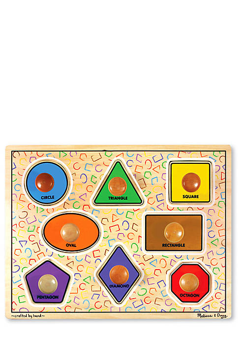 Melissa & Doug® Jumbo Knob Shapes
