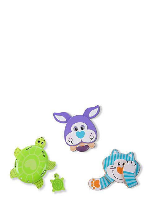 Melissa & Doug® Favorite Pets Grasping Toys