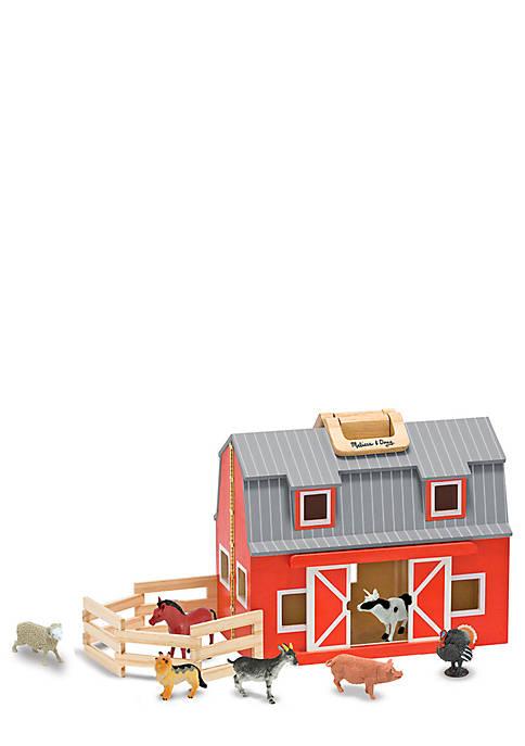 Fold & Go Barn - Online Only