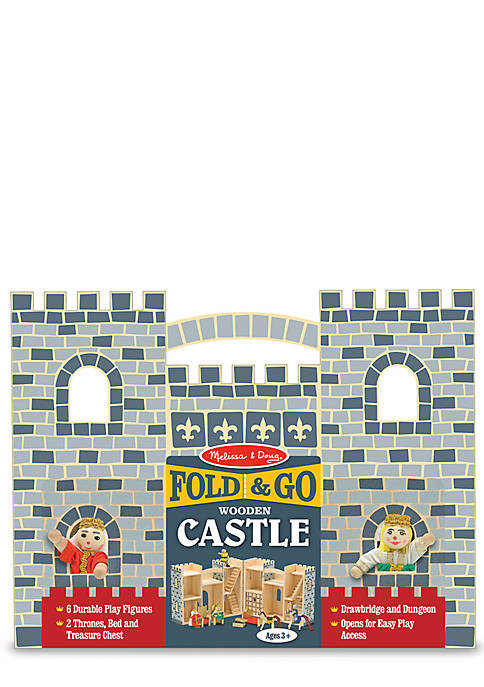 Fold and Go Castle - Online Only
