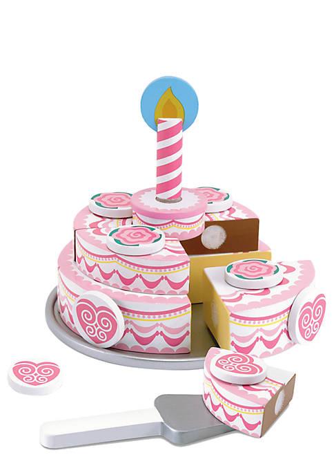 Melissa & Doug® Triple Layer Cake