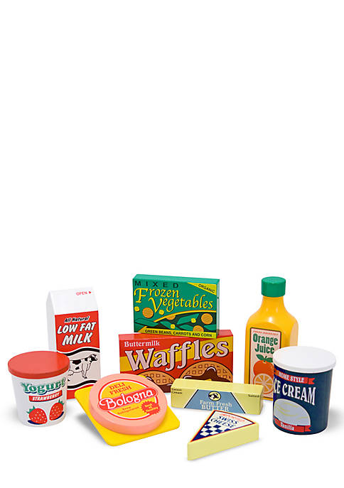 Refrigerator Groceries Set