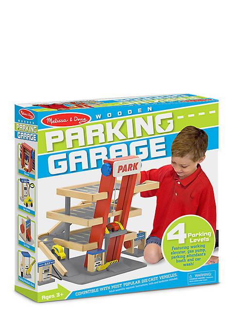 Parking Garage Set