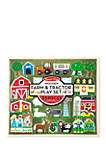 Wooden Farm n Tractor Play