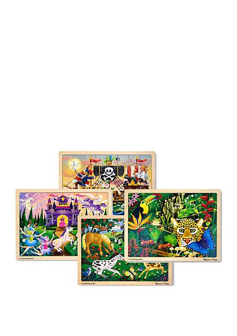Jigsaw Puzzle Set