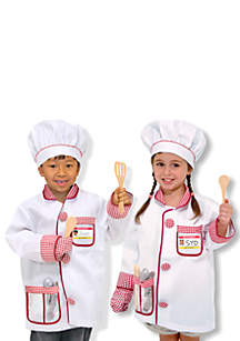 Chef Role Play Costume Set - Online Only