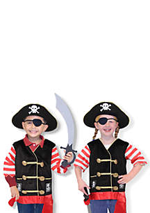 Pirate Role Play Costume Set - Online Only